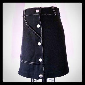 Collectors Vtg. Prada mini skirt